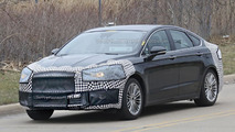 2016 Ford Fusion spy photo