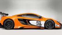 2014 McLaren 650S GT3