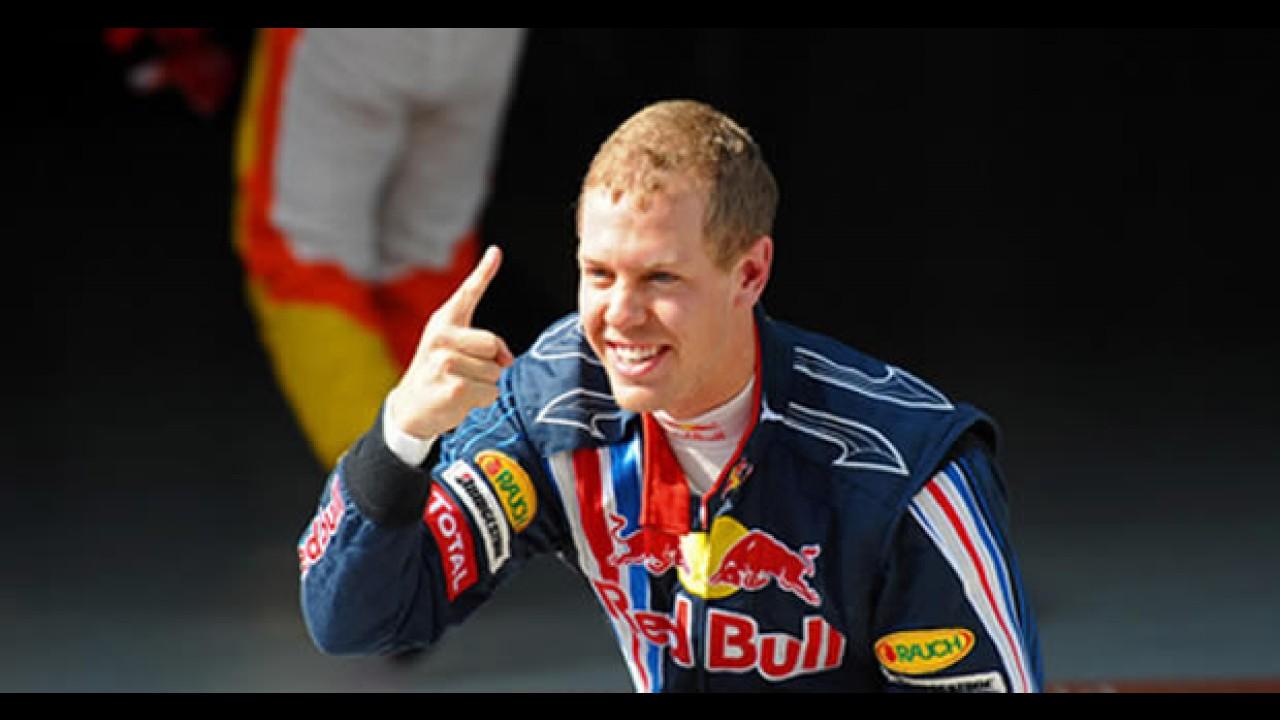Fórmula 1: Vettel vence o GP do Japão - Barrichello tira apenas 1 ponto sobre Button
