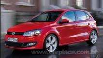 VW divulga fotos oficiais do Novo Polo 2010 - Modelo também chegará ao Brasil