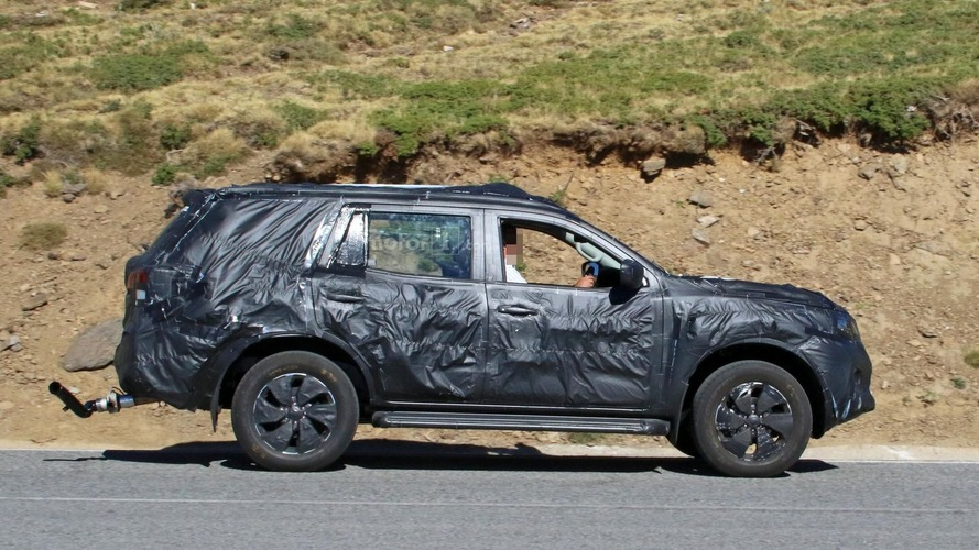Nissan Navara SUV Confirmed For 2018 Beijing Motor Show Debut