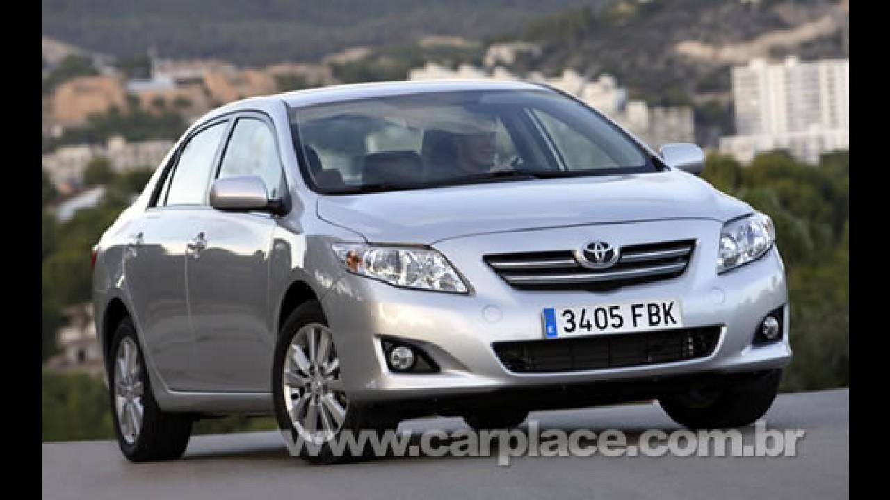 O mundo vai acordar diferente - Toyota começa campanha do Novo Corolla