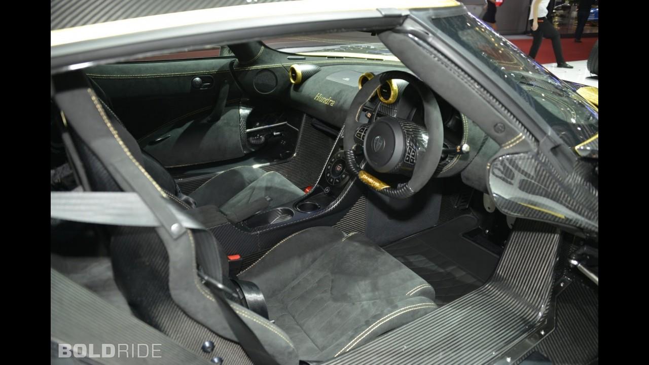 Koenigsegg Agera S Hundra