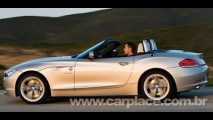Novo BMW Z4 Roadster 2010 é revelado oficialmente - Veja as primeiras fotos