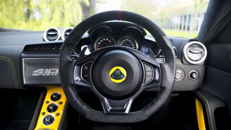 Bientôt un SUV chez Lotus ?