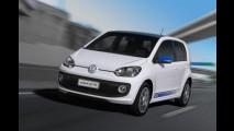 VW up! TSI é o carro flex mais econômico do Brasil, confirma Inmetro