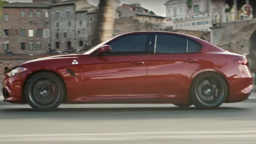 Alfa Romeo re-introduced  to North America in surprise Super Bowl ads