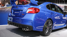 2018 Subaru WRX and WRX STI: Detroit 2017