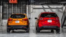 2017 Nissan Rogue Sport vs Rogue comparison