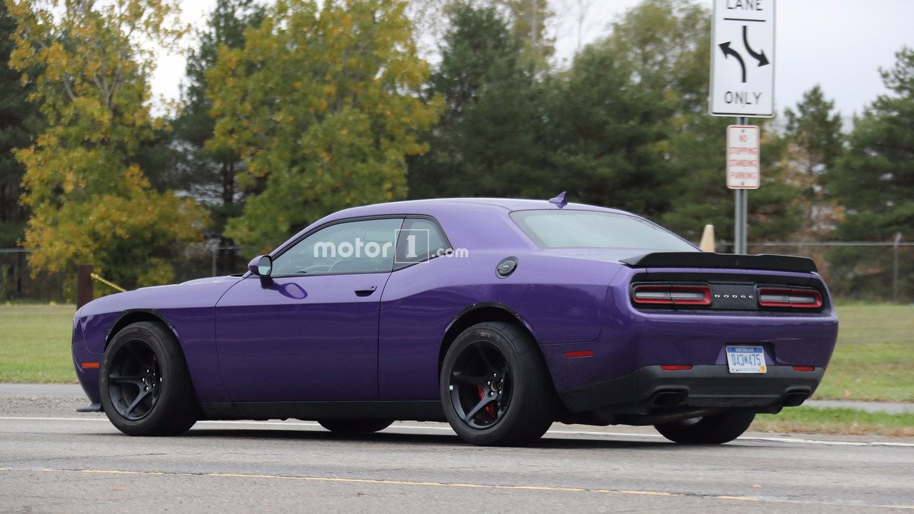17 Charger Hellcat >> Dodge Challenger Demon will be hotter than Hellcat