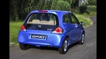 Próxima geração do Honda Brio será global, adianta executivo