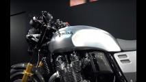 Honda antecipa nova CB1100 Cafe Racer com o conceito CB Type II