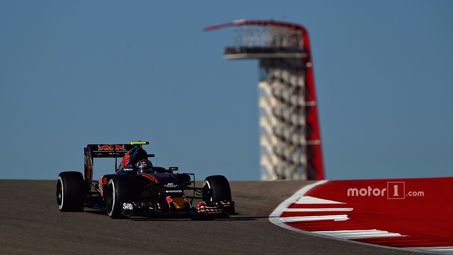 F1 United States Grand Prix - Race Results