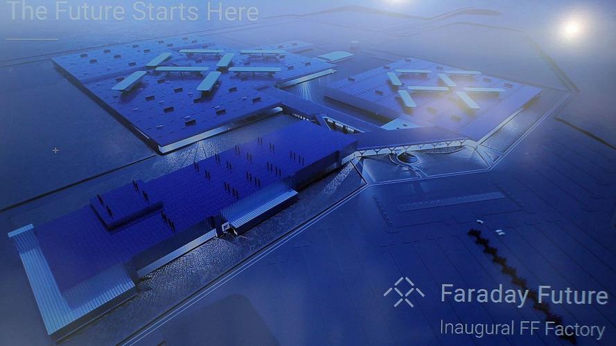 Faraday Future 'Shifts Strategy,' Pulls Plug On Nevada Factory