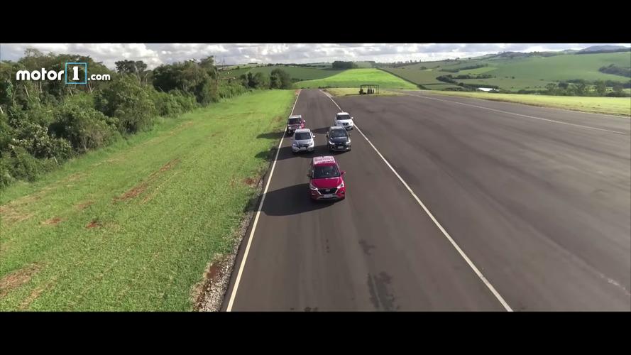Semana Motor1: Supercomparativo de SUVs, Golf 1.5 TSI, Gol 2018 e mais