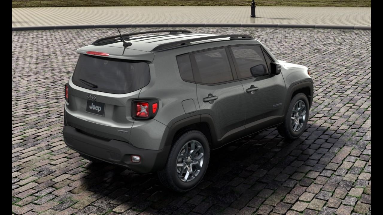 """Jeep Renegade agora tem nova cor """"Cinza Antique"""" por R$ 1.400"""