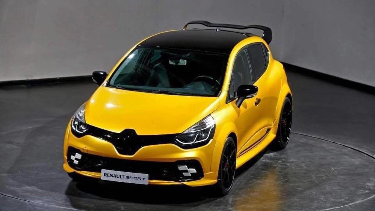 Renault lançará versão mais nervosa do Clio RS no GP de Mônaco