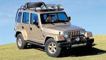 1997 Jeep Dakar concept