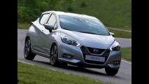 Novo March pode ganhar versão Nismo para encarar Polo GTI e Fiesta ST