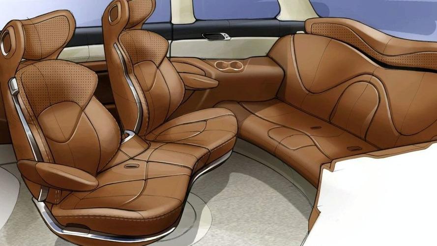 Next Nissan FORUM Concept Sketch Released