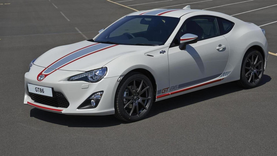 Toyota GT86 Blanco special edition launched with cosmetic tweaks