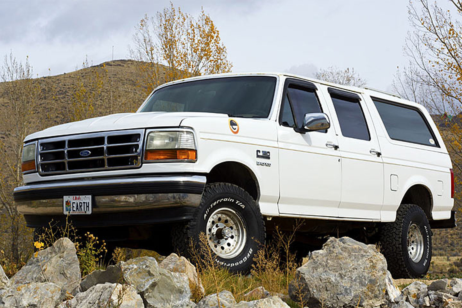 Diesel ford bronco for sale - This Is The 4 Door Ford Bronco You Didn T Know Existed