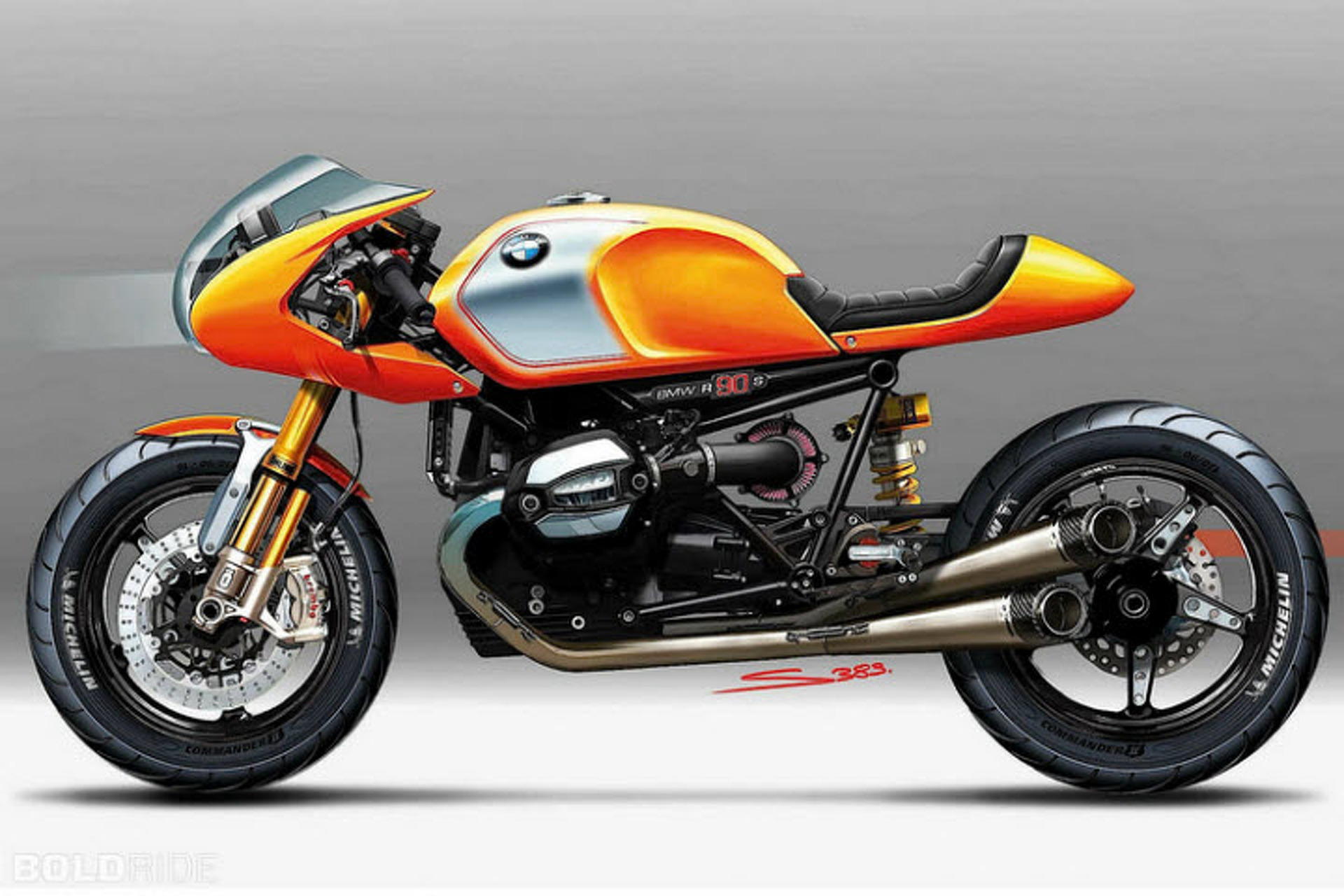 The Want Files: The BMW Concept Ninety