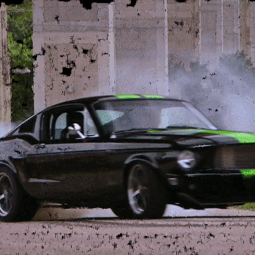 This is What It's Like to Drive an 800HP Electric Mustang