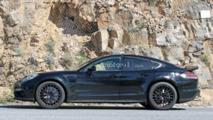 Porsche Panamera Coupe spy photo