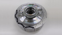 Honda electric motor without rare earth metals