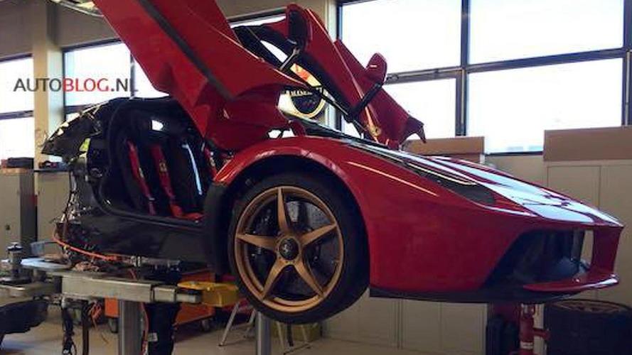 Ferrari announces two LaFerrari recalls