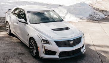 The Cadillac CTS-V is a Visceral Car, An Emotional Car