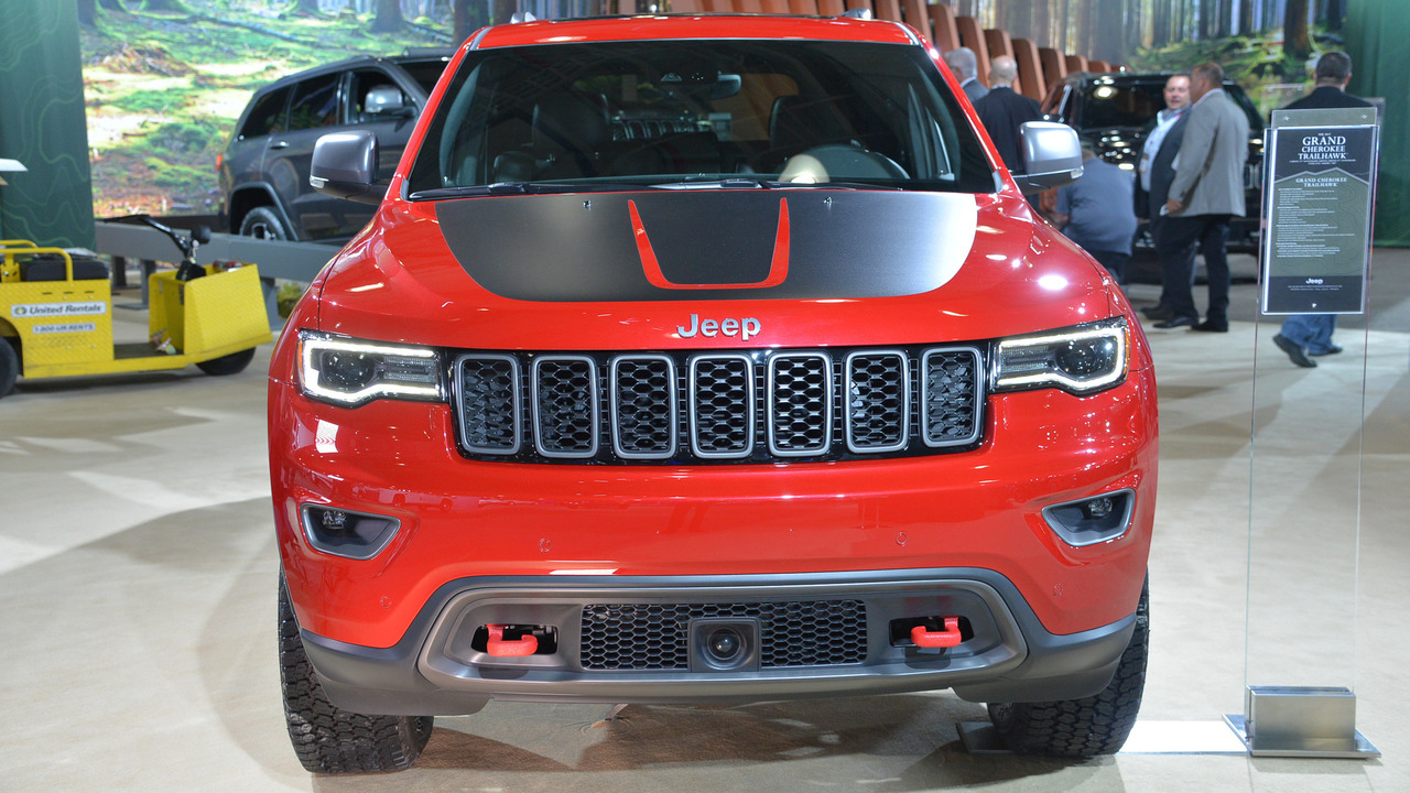 2017 Jeep Grand Cherokee Trailhawk live in New York