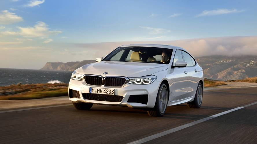 BMW adds four-cylinder diesel 620d model to 6 Series GT line-up