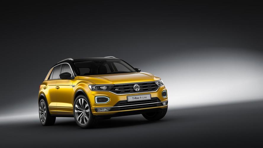 Volkswagen revela T-Roc R-Line e crossover elétrico I.D. Crozz atualizado