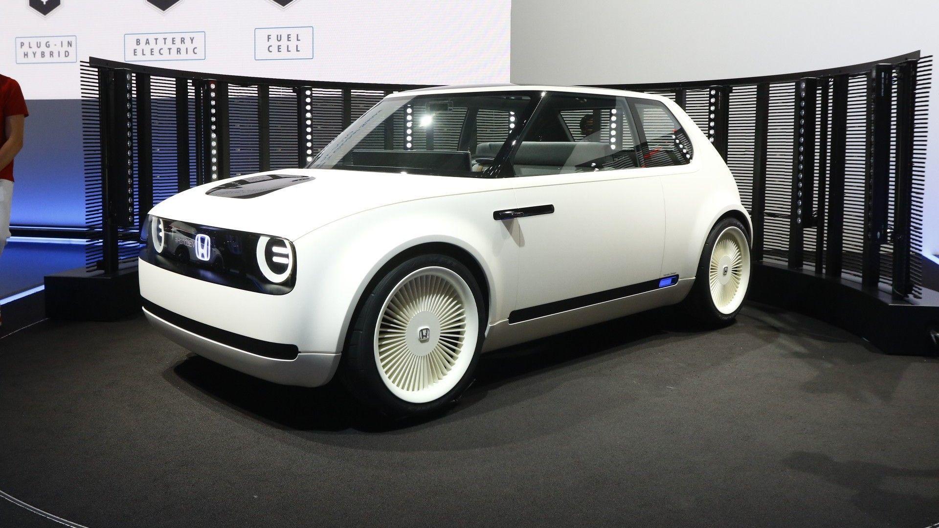Honda urban ev concept is a charming personal city car for Future honda cars