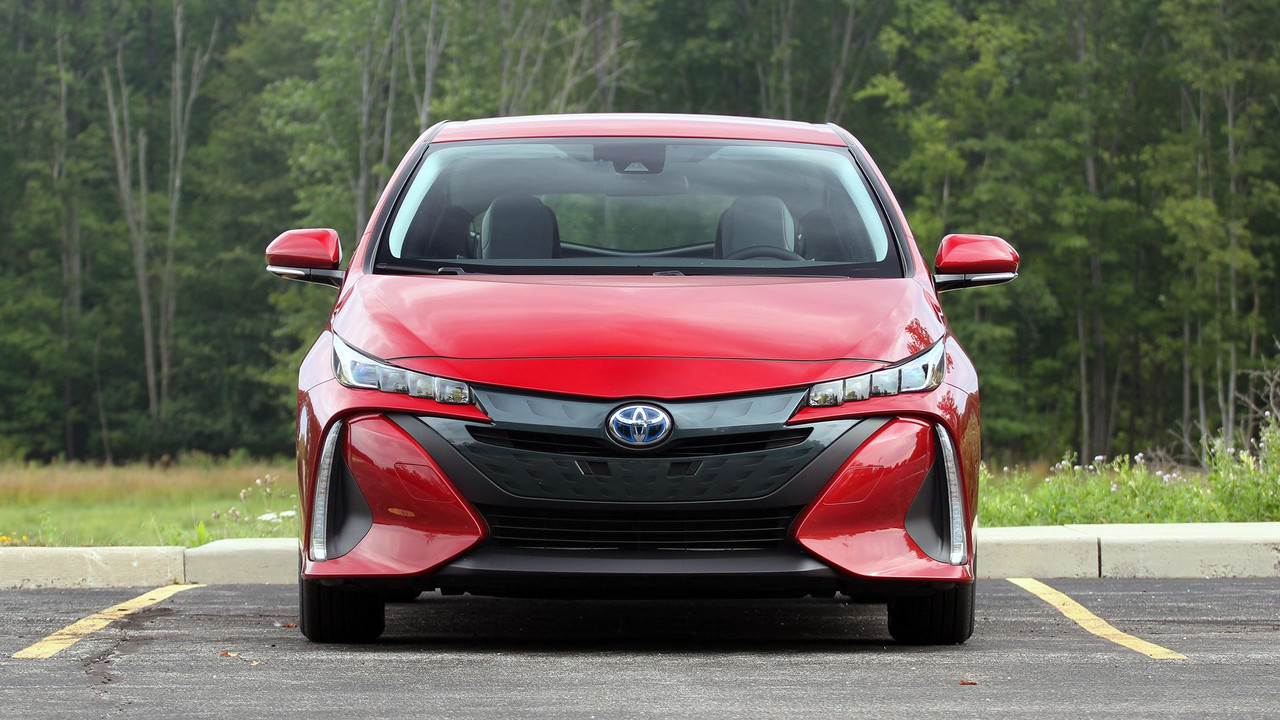 Amazing 2017 Toyota Prius Prime Review Photo