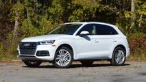 2018 Audi Q5: Review