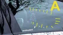 Mercedes Clase A 2018, fotos espía del interior