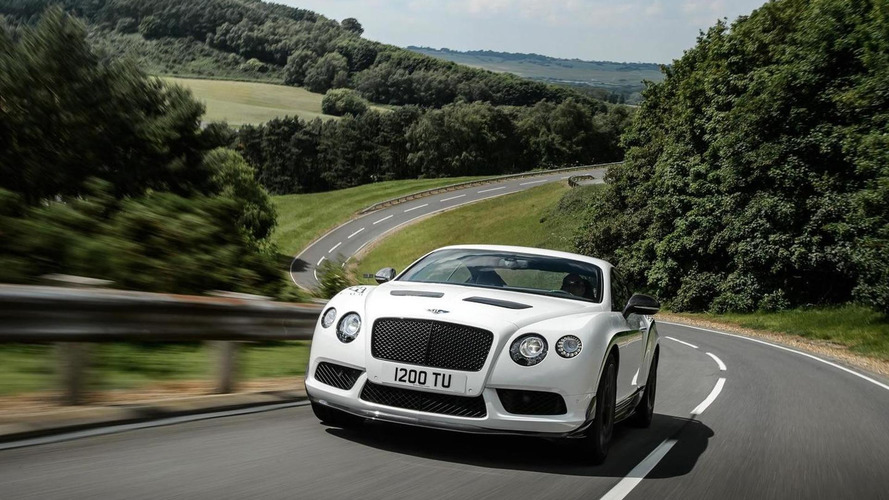 Bentley Continental GT3-R heading to Goodwood Festival of Speed
