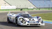 Porsche 917 KH Coupé #22: Le Mans winner 1971