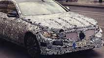 2016 Mercedes-Benz E-Class spied in Prague