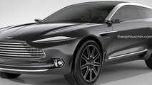 "Aston Martin DBX production in Alabama is ""obvious choice"", says company CEO"