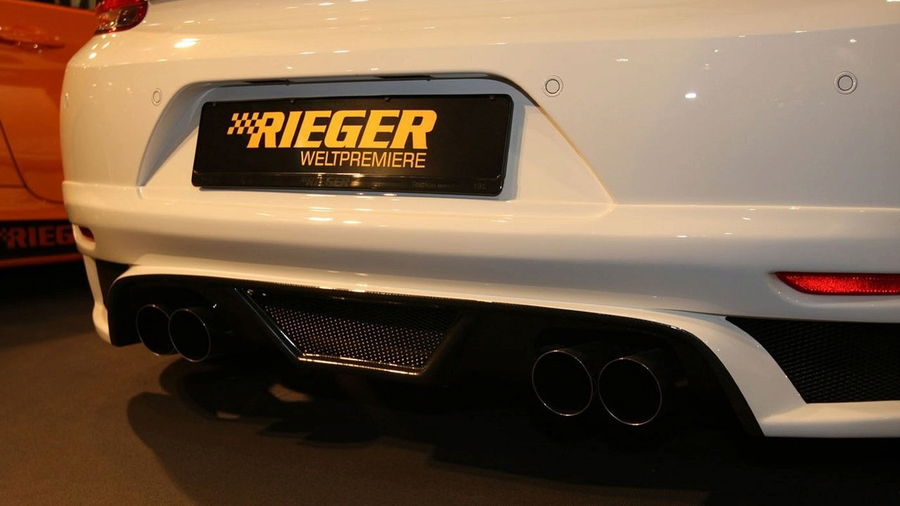 Rieger Scirocco 3 at Essen 2008