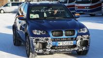 BMW X5 M spy photo