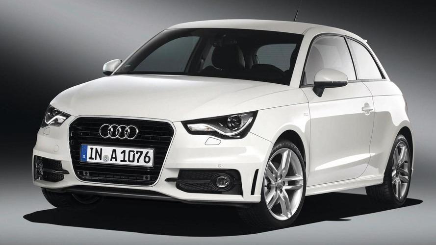 2011 Audi A1 gets range topping 1.4 TFSI
