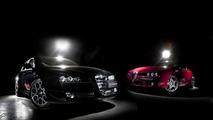 Autodelta 159 J4 3.2 C and Brera S 3.2 Compressore World Debut at MPH09