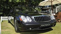 Maybach, 2010 Salon Privé Concours d' Elégance 23.07.2010