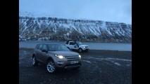 Aventura: Discovery Sport versus gelo na Islândia - parte 2