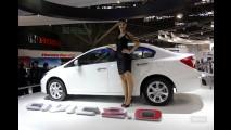 Salão do Automóvel - O povo pediu e a Honda atendeu: Novo Civic ganha motor 2.0 de 155 cv